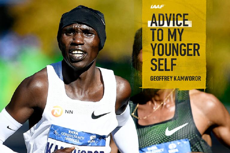 Kenyan distance runner Geoffrey Kamworor.PHOTO/GETTY IMAGES