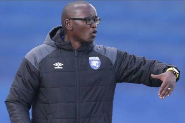 AFC Leopards SC interim coach Anthony 'Modo' Kimani. PHOTO | AFC Leopards