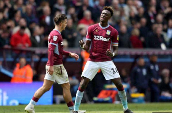 Aston Villa FC striker Tammy Abraham. PHOTO/ChelseaNews