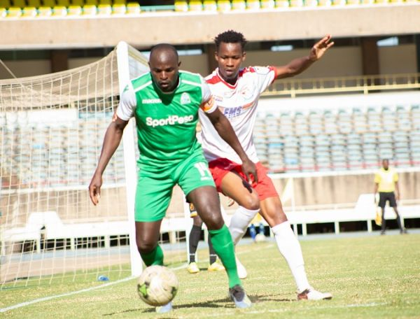 Dennis Oliech. PHOTO | SPN
