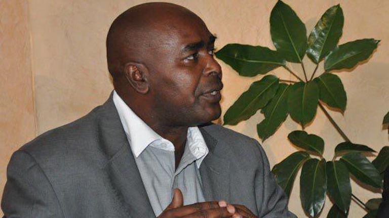 Former Kenya football federation general secretary, Hussein Swaleh. PHOTO/Courtesy