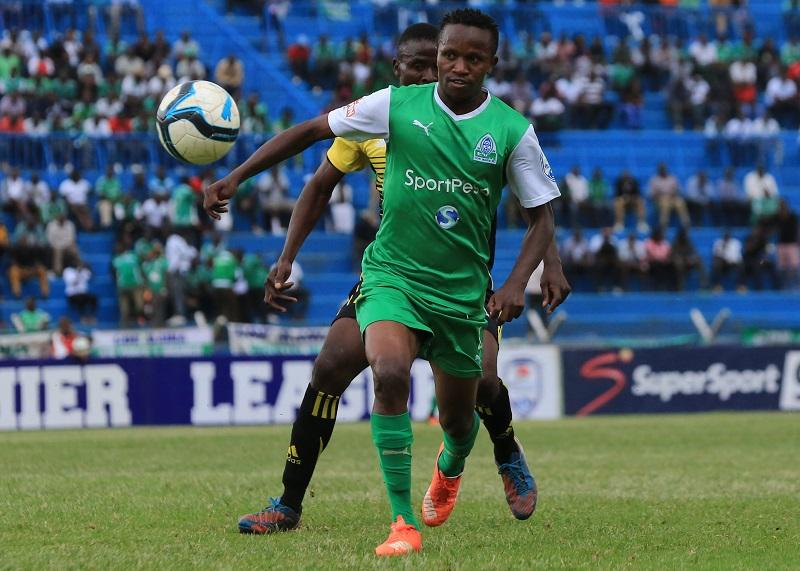 Gor Mahia FC midfielder, Francis Kahata. PHOTO/File