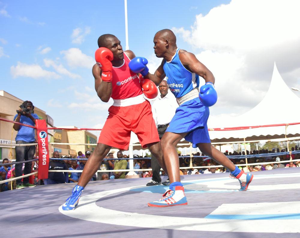 Umoja Gym gets an Uplift