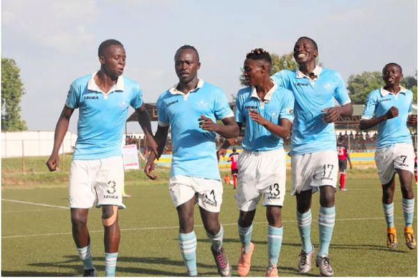 Kisumu All Stars. PHOTO   Courtesy