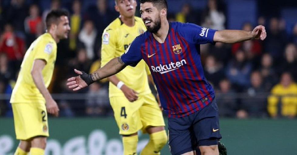 Luis Suarez. PHOTO/FCBarcelonaTwitter