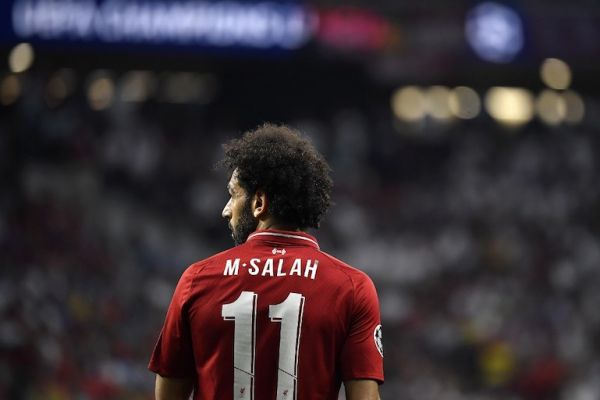 Mohamed Salah of Liverpool FC during the 2019 UEFA Champions League Final match between Tottenham Hotspur and Liverpool at Wanda Metropolitano Stadium, Madrid, Spain on 1 June 2019. PHOTO/AFP
