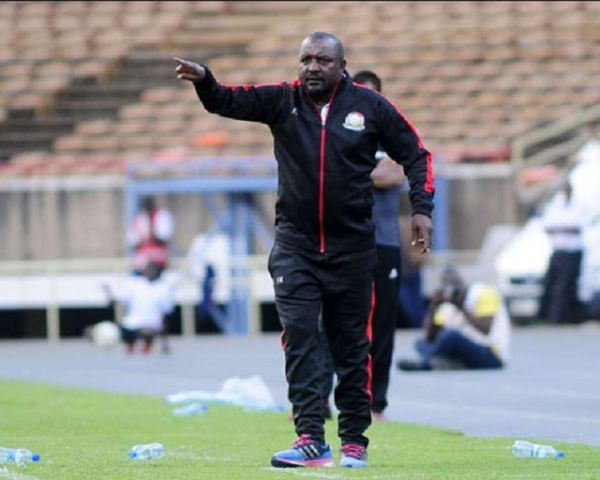 New Harambee Stars coach Francis Kimanzi. PHOTO | DailyNation