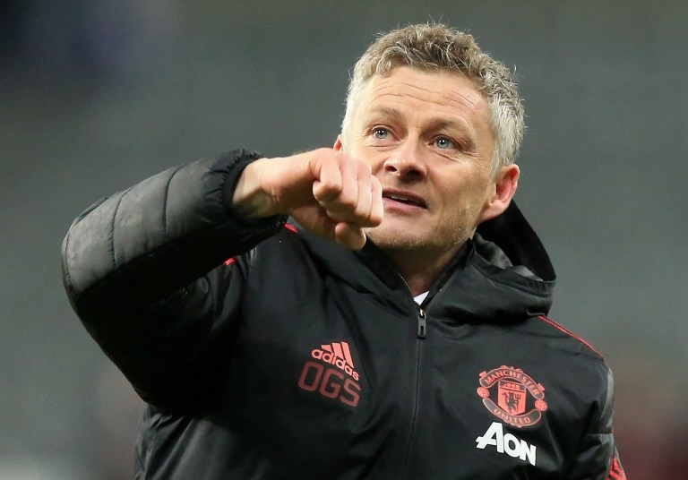 New Manchester United manager, Ole Gunnar Solskjaer. PHOTO/File