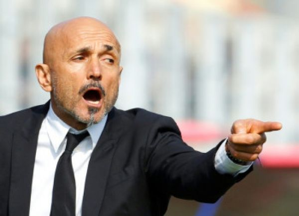 Outgoing Inter Milan coach Luciano Spalletti. PHOTO/File