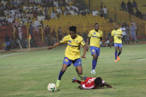 Kufuzu CHAN: Hivi Ndivyo Washujaa Wetu Walivyojituma Kwenye mechi Ya Sudan vs Taifa Stars
