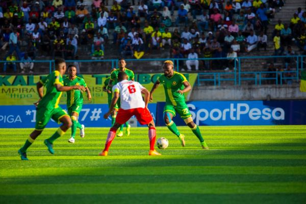 Yanga vs Coastal Union