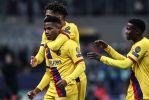 Barca Teenager Ansu Fati Makes History As Inter Sent Packing