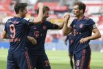 Lewandowski Bags 30th Of The Season In Leverkusen Win, 10-Man Leipzig Held