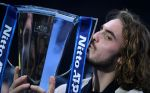 Greek Stefanos Tsitsipas Beats Thiem To Clinch ATP Finals Title
