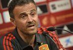 Bereaved Luis Enrique Returns As Spain Coach Ahead Of Euro 2020
