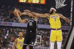 Brooklyn Nets Beat Lakers To Sum Up Tense Chinese NBA Pre-Season Tour