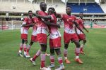 Harambee Stars Ace Ouma Upbeat Despite Suffering Fracture In AIK Training