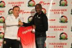 German-Turkish Tactician Engin Firat Appointed Harambee Stars Coach