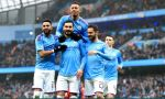 Manchester City Cruise Past 10-Man Fulham Into FA Cup Fifth Round