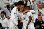 Real Madrid Go Top Of La Liga After Sevilla Win, Atletico Beaten At Eibar