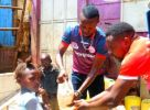 Isolated Olunga Joins Fellow Kenyan Players Efforts To Donate Toward COVID-19 Battle