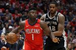 Lakers Bounce Back With Knicks Win, Zion Impresses In Pelicans NBA Debut