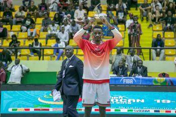 On Fire Ongwae Bags Top Scorer Award As Kenya Finish Second In FIBA AfroCan