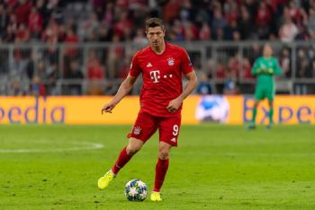 In-Form Lewandowski Out To Extend His Dream Season Start For Bayern Munich