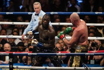 Tyson Fury Chasing Knockout In Wilder WBC Heavyweight Rematch