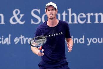 US Open Singles Still A Step Too Far For Returning Andy Murray