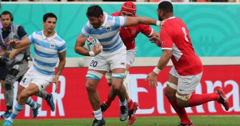 Montoya The Hat-Trick Hero As Pumas Beat Tonga At Rugby World Cup