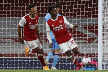 Nketiah Strikes Late To Steer Arsenal To Narrow Victory Over West Ham