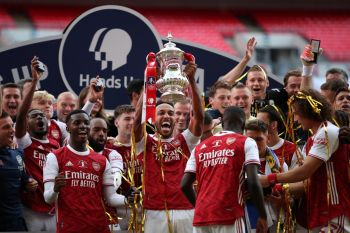 Lampard Fumes Over Complacency After FA Cup Final Loss To Arsenal