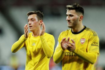 Arsenal Relieved As Longest Winless Run Since 1977 Ends At West Ham