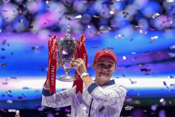 Ashleigh Barty Claims Richest Prize In Tennis History After WTA Finals Win