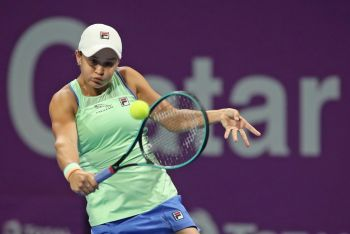 World Number One Barty Wary About August US Open Return