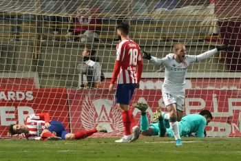 Atletico Madrid Knocked Out Of Cop Del Rey By Third Tier Cultural Leonesa
