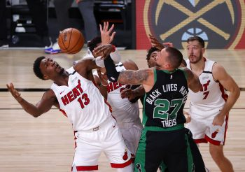 NBA Playoffs: Celtics Feel The Miami Heat In Game 2 Defeat