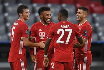 Champs Bayern Destroy Atletico, Madrid Stunned As English Clubs Triumph