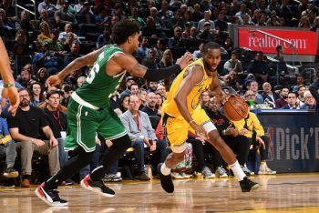 NBA: Boston Celtic Wawatandika GSW Na Kufikisha Ushindi Wa 10 Mfululizo