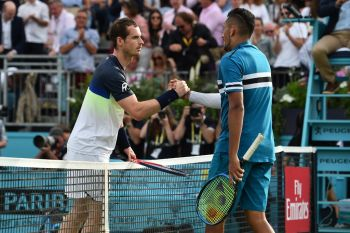 You Are Better Than Djokovic- Kyrgios Tells Andy Murray