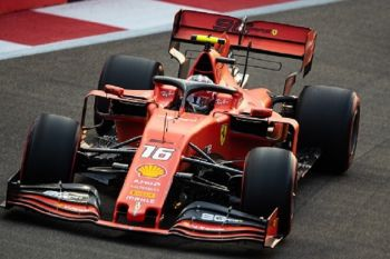 Dazzling Leclerc Rules Final Singapore GP Practice