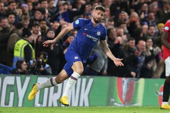 Ghosts Giroud, Alonso On Target As Chelsea Beat Mourinho's Tottenham