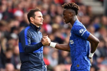 Lampard Says Chelsea Have Options If Abraham Injury Rules Him Out