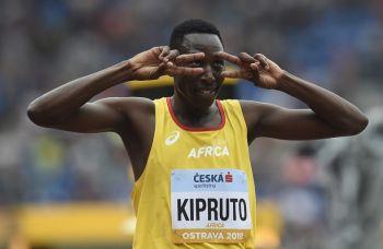 Olympic Champion Kipruto Targets Winning Start On Athletics Return