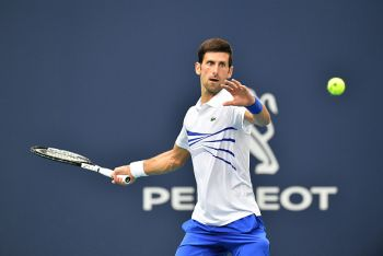 ATP: Dominic Thiem Amchakaza Novak Djokovic Na Kutinga Nusu Fainali