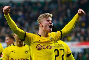 Dortmund Into Second As Teenager Haaland Scores 40th Of The Season