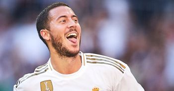 Hazard Finally Scores As Real Madrid Make Hard Work Of Granada