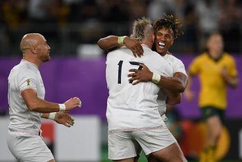 Uingereza Watinga Nusu Fainali Kombe La Dunia La Rugby