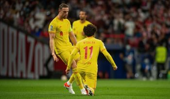 Salah Inspires Liverpool Revenge Against Atletico As Ajax Destroy Dortmund